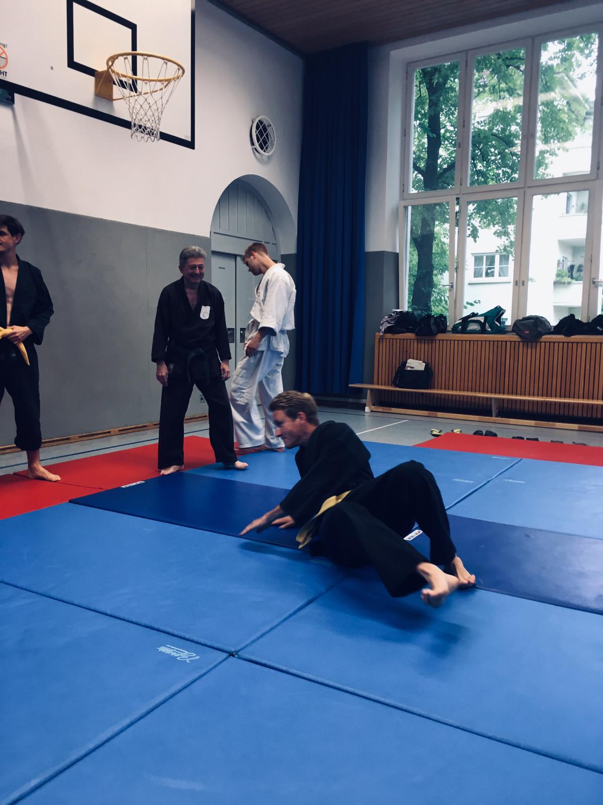 Ju-Jitsu Schwabing 2020-03
