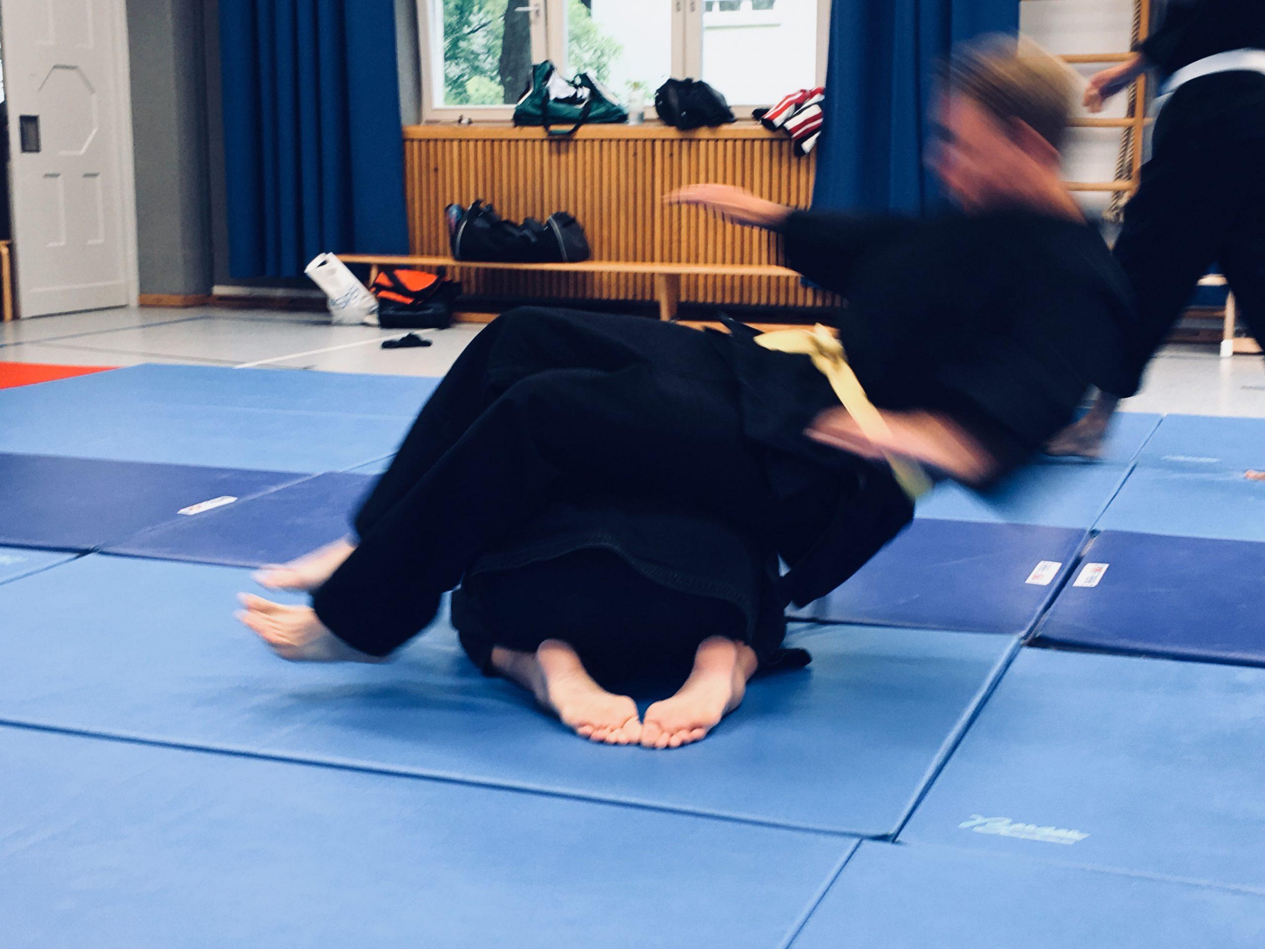 Ju-Jitsu Schwabing 2020-07