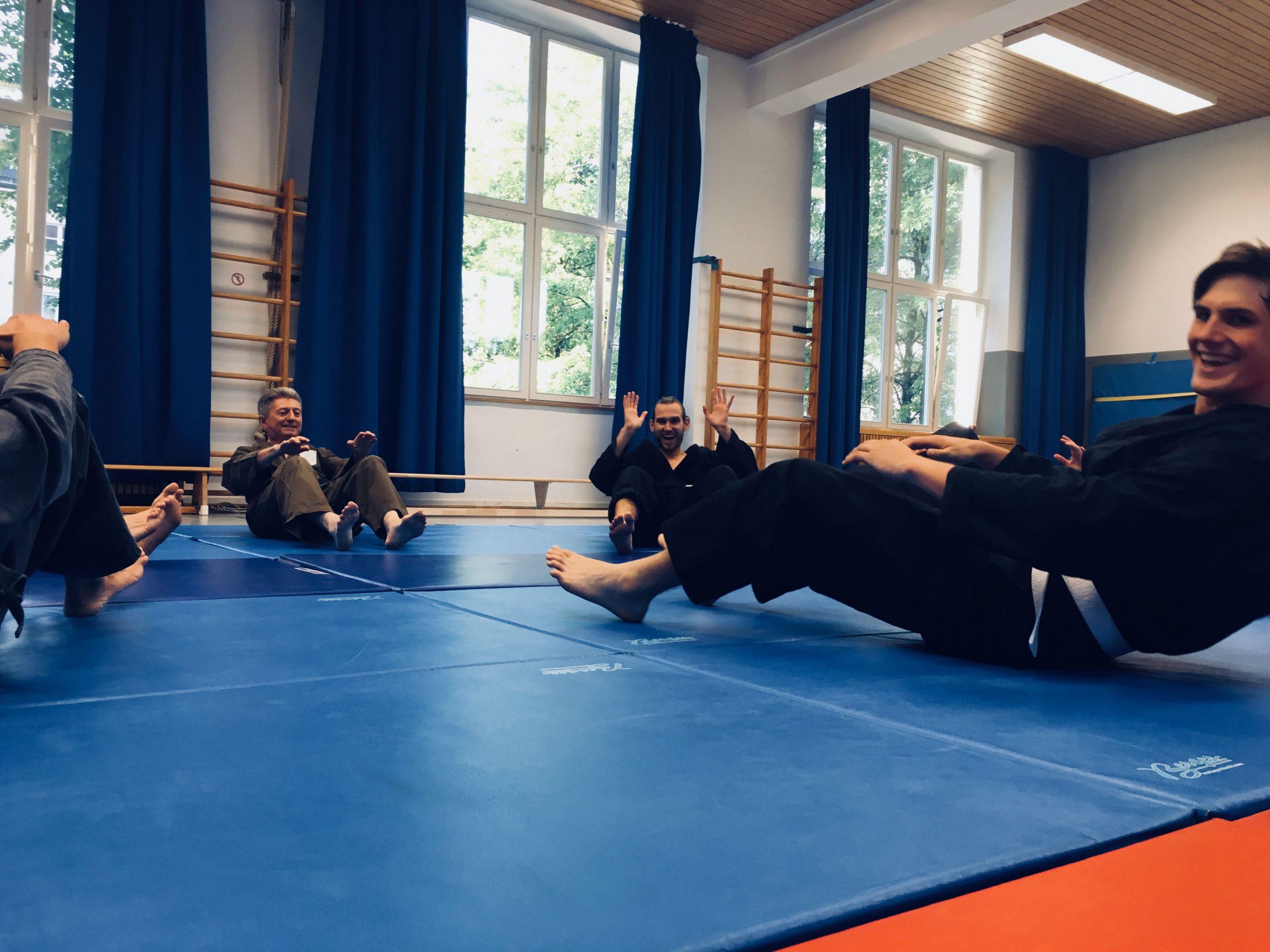 Ju-Jitsu Schwabing 2020-08